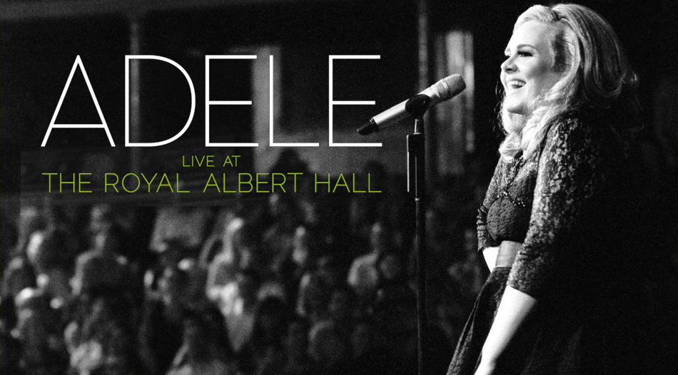 Adele @ Royal Albert Hall