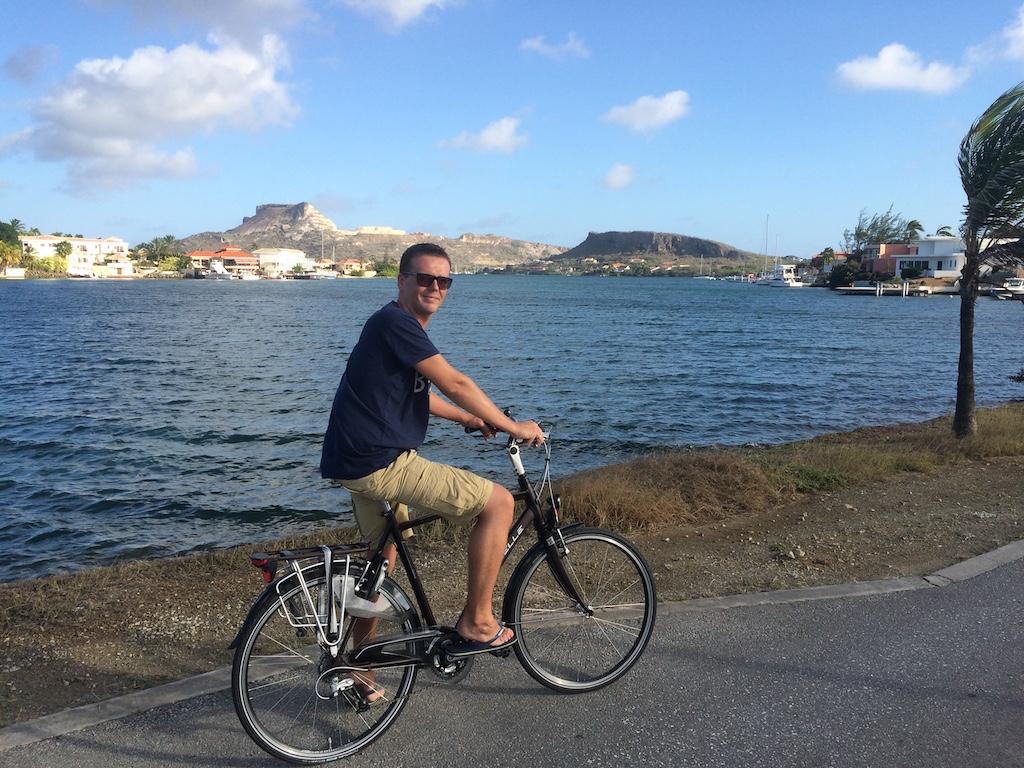 Fietsen @ Curaçao